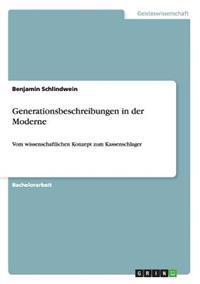 Generationsbeschreibungen in Der Moderne