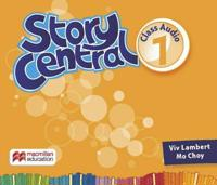 Story Central Level 1 Class Audio CD