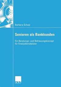 Senioren Als Bankkunden