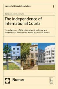 The Independence of International Courts