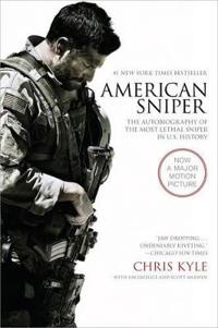 American sniper - the autobiography of the most lethal sniper in u.s. milit