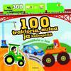 100 traktoria, autoa ja kulkupeliä