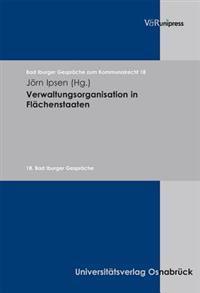 Verwaltungsorganisation in Flachenstaaten