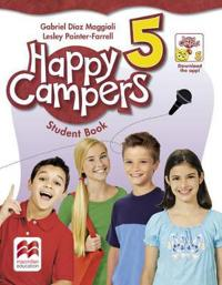 Happy Campers Level 5 Student's Book/Language Lodge