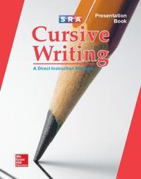 Cursive Writing Program, Teacher Presentation Book