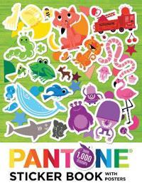 Pantone Sticker Book