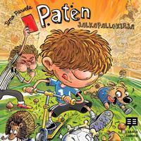 Paten jalkapallokirja (cd)