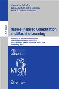 Nature-inspired Computation and Machine Learning