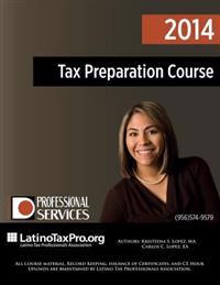 D Professional Services 2014 Tax Preparation Course