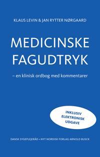 Medicinske fagudtryk