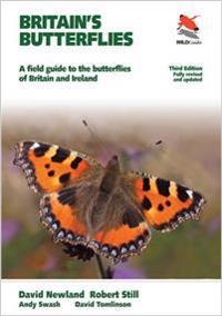 Britain's Butterflies: A Field Guide to the Butterflies of Britain and Ireland, Fully Revised and Updated Third Edition