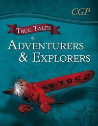 True tales of adventurers & explorers - reading book: zhang qian, livingsto