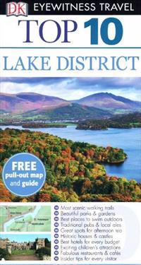 DK Eyewitness Top 10 Travel Guide: Lake District
