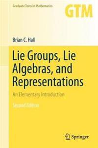 Lie groups, lie algebras, and representations - an elementary introduction