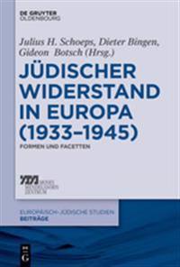 Jüdischer Widerstand in Europa 1933-1945