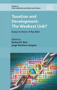 Taxation and Development