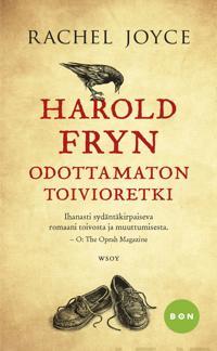 Harold Fryn odottamaton toivioretki
