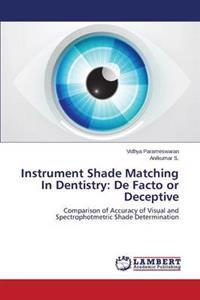 Instrument Shade Matching in Dentistry
