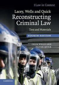 Reconstructing Criminal Law