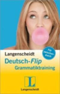 Langenscheidt Deutsch-Flip Grammatiktraining