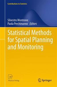 Statistical Methods for Spatial Planning and Monitoring