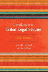 Introduction to Tribal Legal Studies