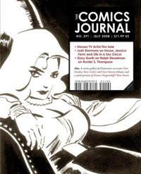 Comics Journal, The #291