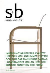 Sandin Bülow : inredningsarkitekter