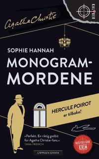 Monogram-mordene - Sophie Hannah pdf epub