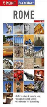 Insight Flexi Map: Rome