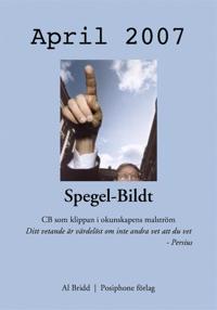 Spegel-Bildt, april 2007. CB som klippan i okunskapens malström.