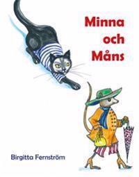 Minna och Måns : Pysens poesibok 3