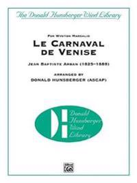 Le Carnaval de Venise: For Wynton Marsalis (Trumpet Solo with Band), Conductor Score