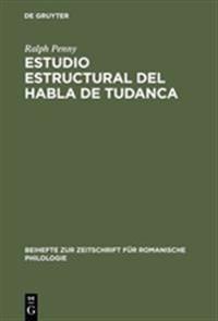 Estudio estructural del habla de Tudanca