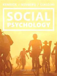 Social Psychology: Goals in Interaction Plus New Mylab Psychology with Pearson Etext -- Access Card Package