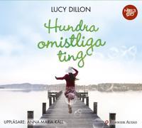 Hundra omistliga ting - Lucy Dillon - cd-bok (9789176470145)     Bokhandel