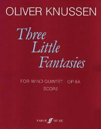 Three Little Fantasies: Score