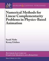 Numerical Methods for Linear Complementarity Problems in Physics-Based Animation
