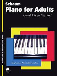 Piano for Adults