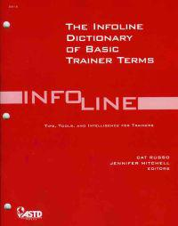 Dictionary of Basic Trainer Terms