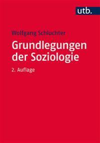 Grundlegungen Der Soziologie: Eine Theoriegeschichte in Systematischer Absicht