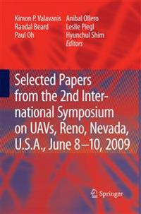 Selected Papers from the 2nd International Symposium on Uavs, Reno, U.s.a. June 8-10 2009