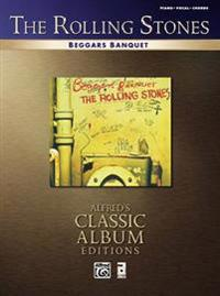 Rolling Stones -- Beggars Banquet: Piano/Vocal/Chords