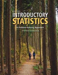Introductory Statistics: A Problem Solving Approach