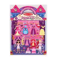 Puffy Sticker Play Set - Princess