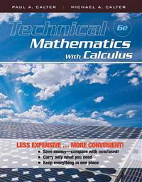Technical Mathematics with Calculus, Binder Ready Version
