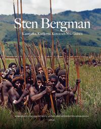Sten Bergman : Kamtjatka, Kurilerna, Korea och Nya Guinea