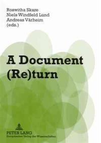 A Document (Re)turn