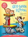 God Made Kittens Story + Activity Book