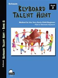 Keyboard Talent Hunt